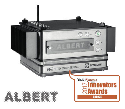 Albert - Self-learning vision system based on artificial intelligence