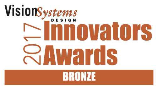 Vision Systems Design 2017 Bronze Innovators Award