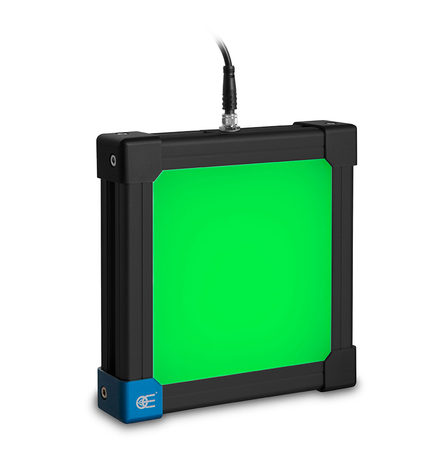 LED Backlight illuminators Green