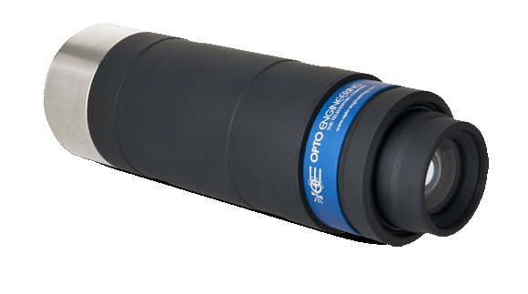MC12K lens for macro imaging with linescan sensors