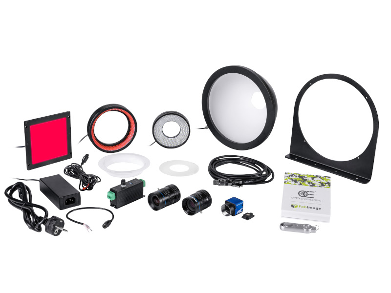 Machine Vision Starter kit for beginners