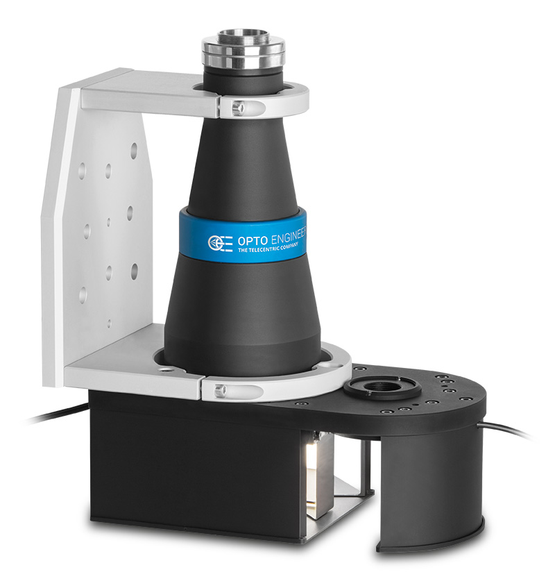 TCCAGE12096 telecentric system for complete inspection
